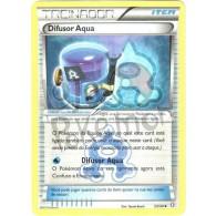 Difusor Aqua 23/34 - Crise Dupla - Card Pokémon
