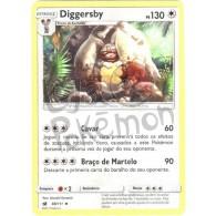 Diggersby 88/111 - Invasão Carmim - Card Pokémon