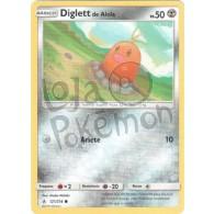 Diglett de Alola 121/214 - Elos Inquebráveis - Card Pokémon