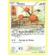 Doduo 115/162 - Turbo Revolução - Card Pokémon