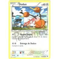 Doduo 116/162 - Turbo Revolução - Card Pokémon