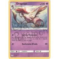 Dragalge 92/236 - Eclipse Cósmico - Card Pokémon