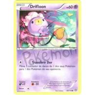 Drifloon 46/114 - Cerco de Vapor - Card Pokémon