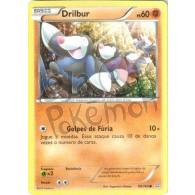 Drilbur 89/160 - Conflito Primitivo - Card Pokémon