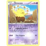 Drowzee 35/111 - Punhos Furiosos - Card Pokémon