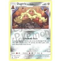 Dugtrio de Alola 79/156 - Ultra Prisma - Card Pokémon