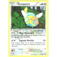 Dunsparce 101/146 - X Y - Card Pokémon