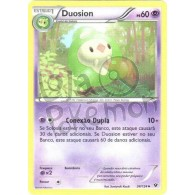 Duosion 34/124 - Fusão de Destinos - Card Pokémon