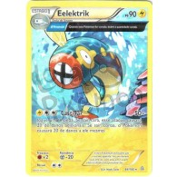 Eelektrik 64/160 - Conflito Primitivo - Card Pokémon