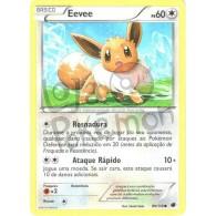 Eevee 89/116 - Congelamento de Plasma - Card Pokémon