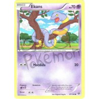 Ekans 47/146 - X Y - Card Pokémon