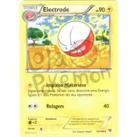 Electrode 45/146 - X Y - Card Pokémon