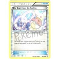 Elo Espiritual de Audino 92/124 - Fusão de Destinos - Card Pokémon