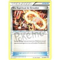 Elo Espiritual de Groudon 131/160 - Conflito Primitivo - Card Pokémon
