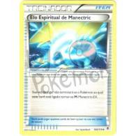 Elo Espiritual de Manectric 100/119 - Força Fantasma - Card Pokémon