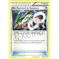 Elo Espiritual de Rayquaza 87/108 - Céus Estrondosos - Card Pokémon