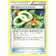Elo Espiritual de Sceptile 80/98 - Origens Ancestrais - Card Pokémon