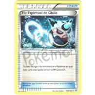 Elo Espiritual do Glalie 139/162 - Turbo Revolução - Card Pokémon