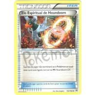 Elo Espiritual do Houndoom 142/162 - Turbo Revolução - Card Pokémon
