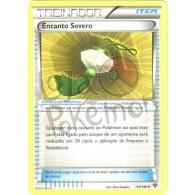 Encanto Severo 119/146 - X Y - Card Pokémon