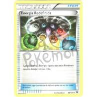 Energia Redefinida 98/124 - Fusão de Destinos - Card Pokémon