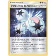 Energia Tripla de Aceleração 190/214 - Elos Inquebráveis - Card Pokémon