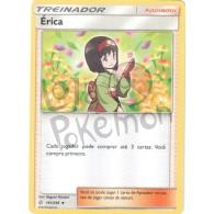 Erika 191/236 - Eclipse Cósmico - Card Pokémon