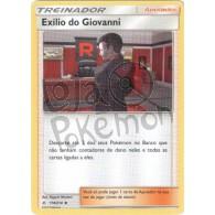 Exílio de Giovanni 174/214 - Elos Inquebráveis - Card Pokémon