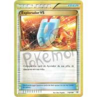 Explorador VS - Rara Secreta 110/108 - Céus Estrondosos - Card Pokémon
