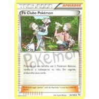 Fã Clube Pokémon  94/106 - Flash de Fogo - Card Pokémon