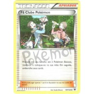 Fã Clube Pokémon 107/124 - Fusão de Destinos - Card Pokémon