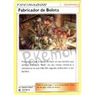 Fabricador de Bolota 124/168 - Tempestade Celestial - Card Pokémon