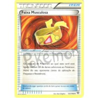 Faixa Musculosa  121/146 - X Y - Card Pokémon