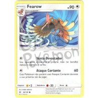 Fearow 98/149 - Sol e Lua - Card Pokémon