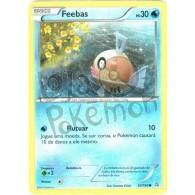 Feebas 43/160 - Conflito Primitivo - Card Pokémon