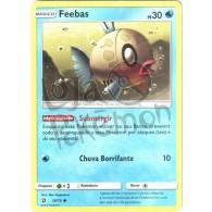 Feebas 28/70 - Dragões Soberanos - Card Pokémon