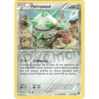 Ferroseed 79/122 - Turbo Colisão - Card Pokémon