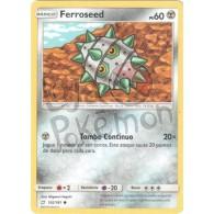 Ferroseed 102/181 - União de Aliados - Card Pokémon