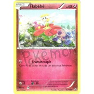 Flabébé 62/106 - Flash de Fogo - Card Pokémon