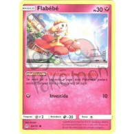 Flabébé 83/131 - Luz Proibida - Card Pokémon