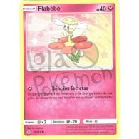 Flabébé 84/131 - Luz Proibida - Card Pokémon
