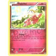 Flabébé 101/162 - Turbo Revolução - Card Pokémon