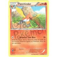 Fletchinder 14/108 - Céus Estrondosos - Card Pokémon