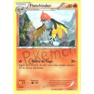 Fletchinder 17/106 - Flash de Fogo - Card Pokémon