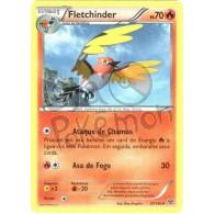 Fletchinder 27/146 - X Y - Card Pokémon
