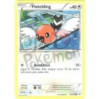 Fletchling 82/108 - Céus Estrondosos - Card Pokémon