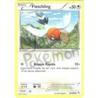 Fletchling 86/106 - Flash de Fogo - Card Pokémon