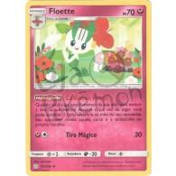 Floette - Reverse Holo 151/236 - Eclipse Cósmico - Card Pokémon
