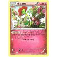 Floette  64/106 - Flash de Fogo - Card Pokémon