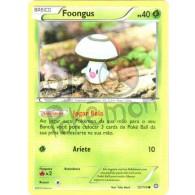 Foongus 12/114 - Cerco de Vapor - Card Pokémon